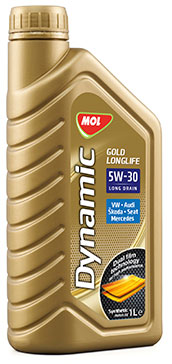 MOL Dynamic Gold Longlife 5W-30