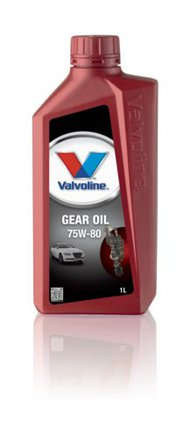 Valvoline Gear Oil 75W-80