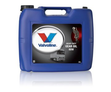 Valvoline Heavy Duty Gear Oil 80W