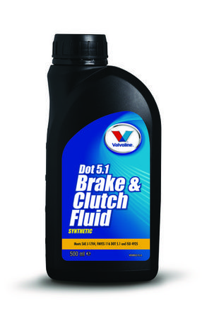 Brake & Clutch Fluid DOT 5.1