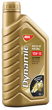 MOL Dynamic Moto 4T Racing 10W-50