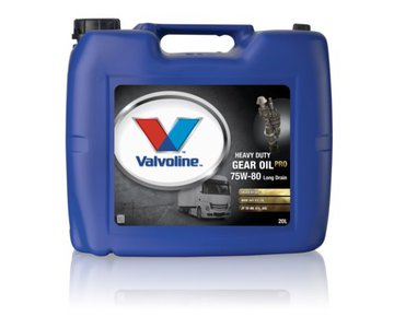 Valvoline Heavy Duty Gear Oil PRO 75W-80 Long Drain