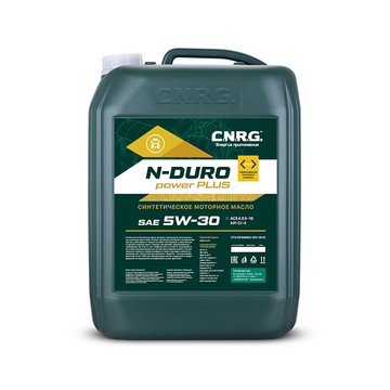 N-Duro POWER PLUS 5W-30 CI-4